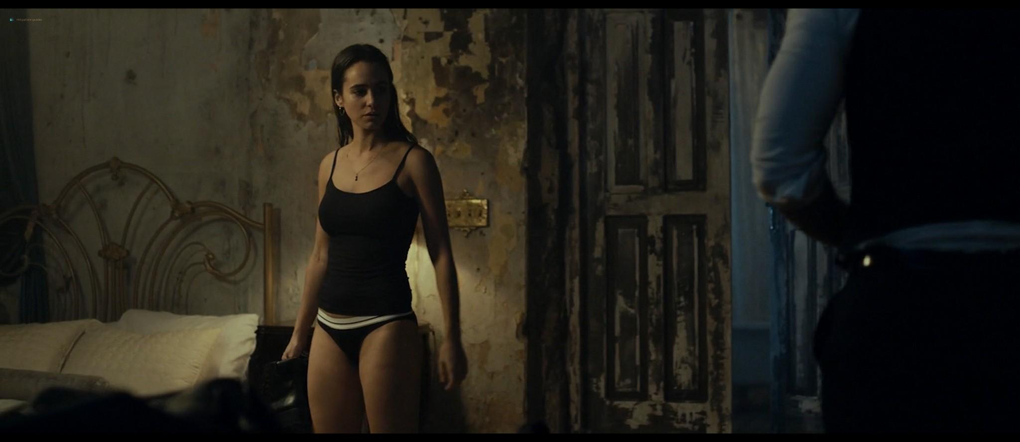 Alicia Sanz nude hot sex - En Brazos de un sesino (2019) HD 1080p Web (15)