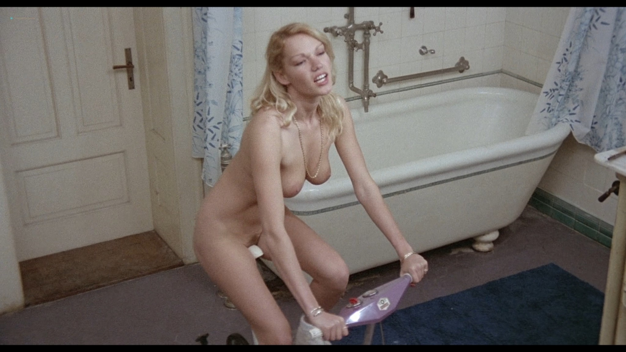 Brigitte Lahaie nude sex Elsa Maroussia and other lots of sex - Swedish Gas Pump Girls (1980) HD 720p BluRay (12)