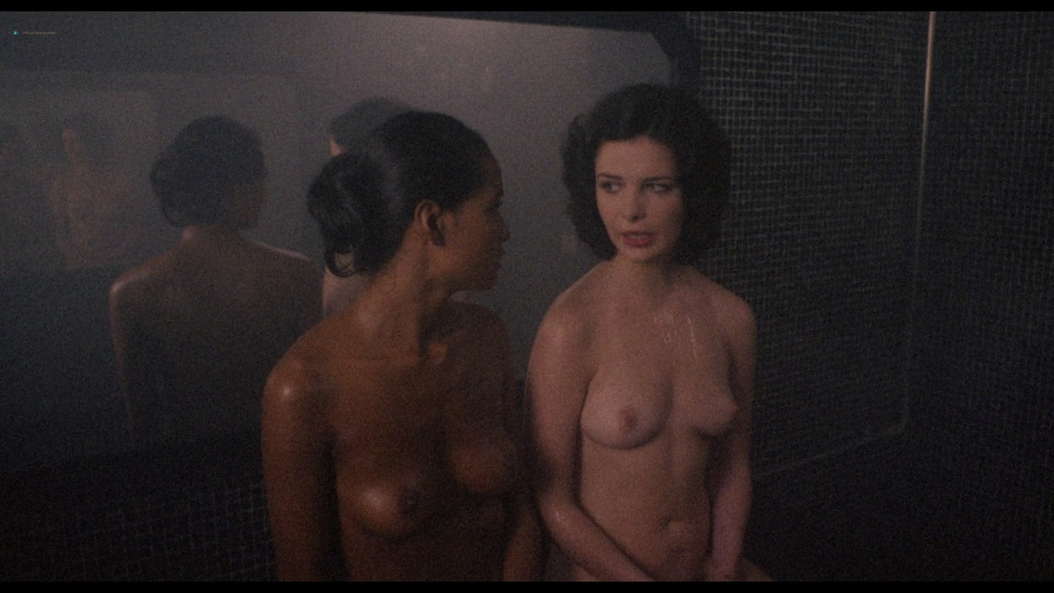 Laura Gemser nude full frontal other nude explicit sex - Emanuelle in America (1976) HD 1080p BluRay (14)