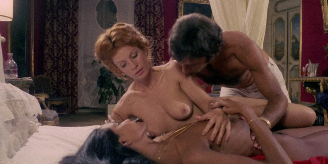 Laura Gemser nude full frontal other nude explicit sex - Emanuelle in America (1976) HD 1080p BluRay (11)