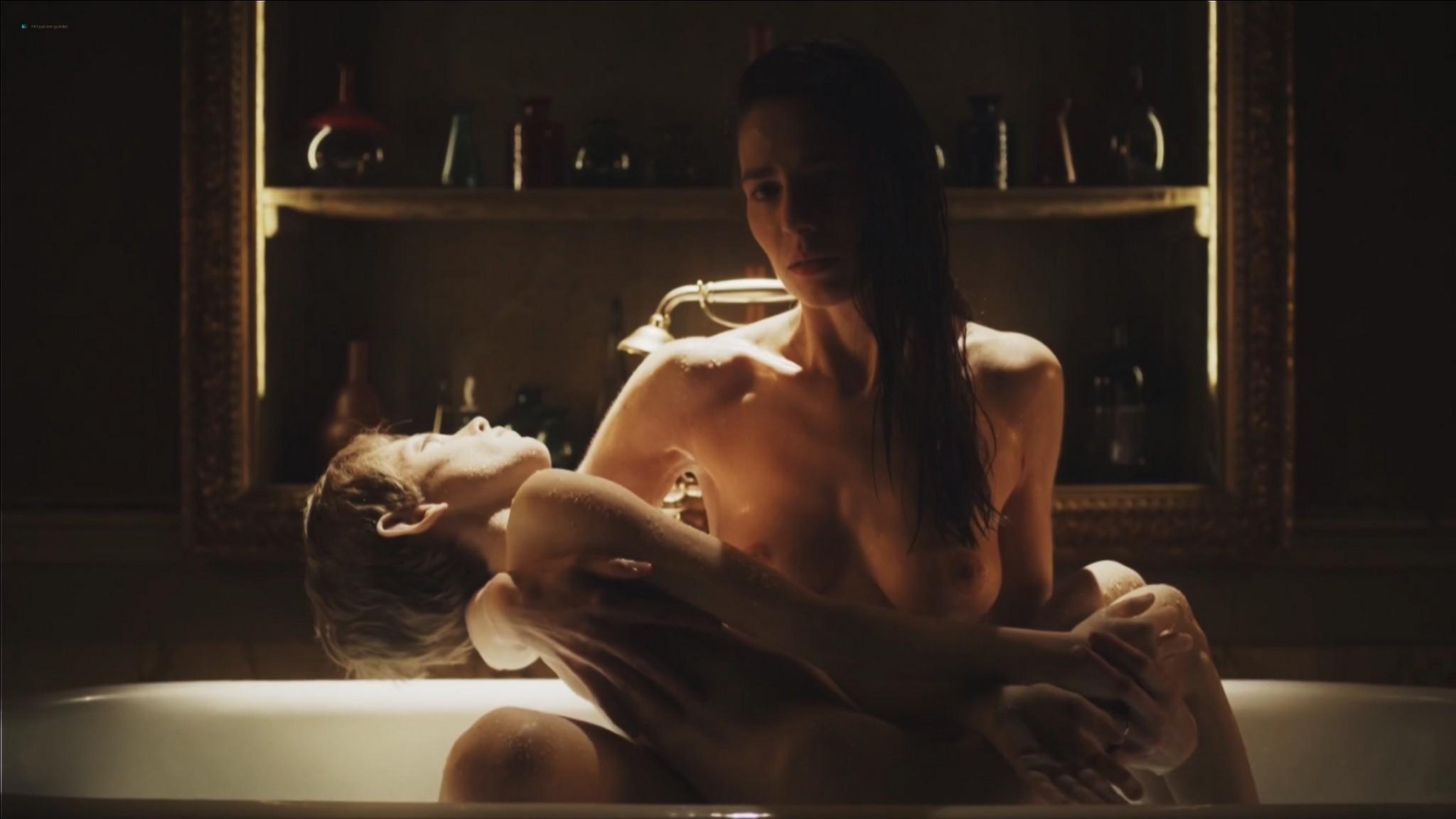 Ludivine Sagnier nude full frontal Yulia Snigir, Chiara Mocci, Daria Baykalova nude - New P0pe (2019) s1e7-9 HD 1080p (10)