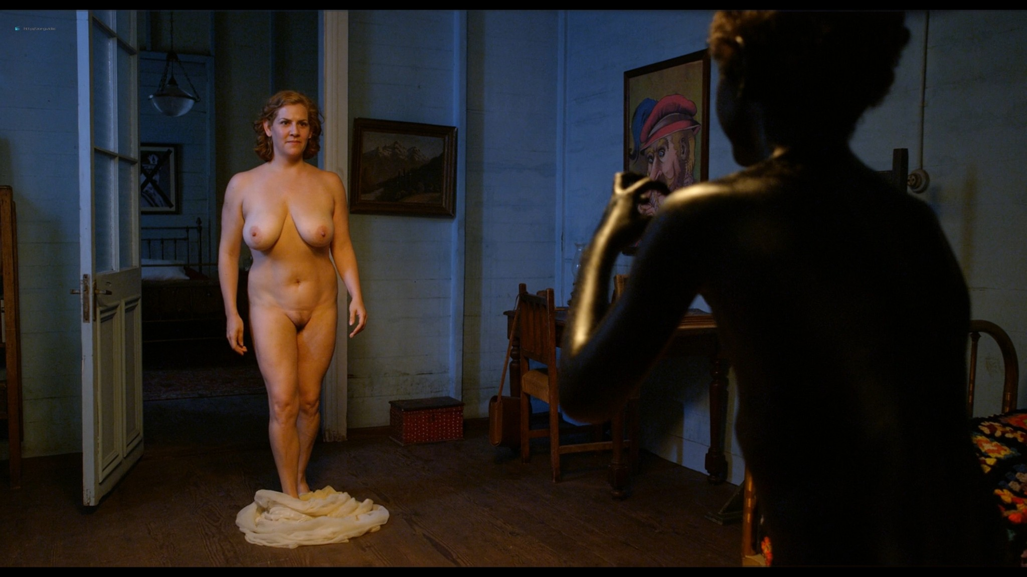 Pamela Flores nude full frontal - La danza de la realidad (2013) HD 1080p BluRay REMUX (9)