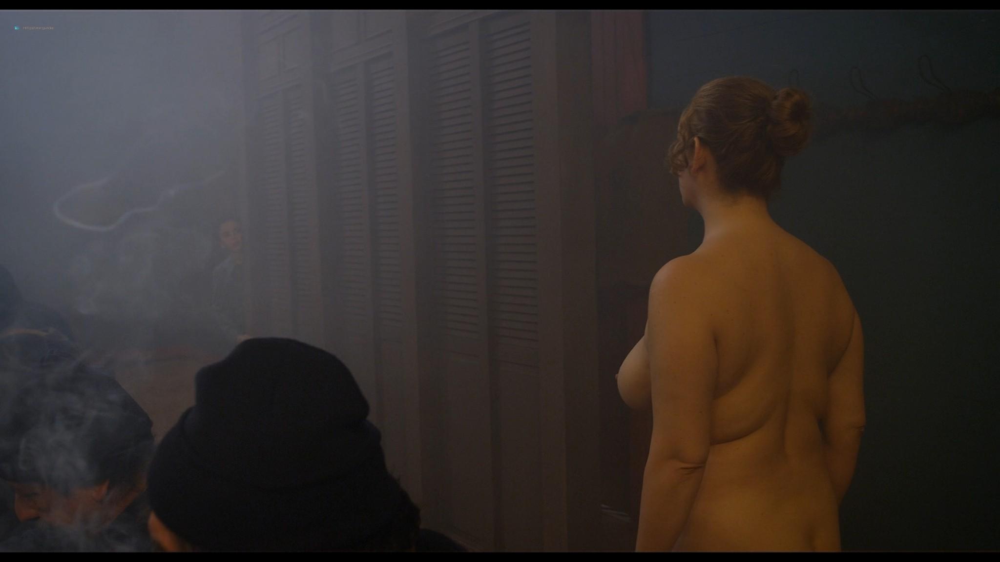 Pamela Flores nude full frontal - La danza de la realidad (2013) HD 1080p BluRay REMUX (4)
