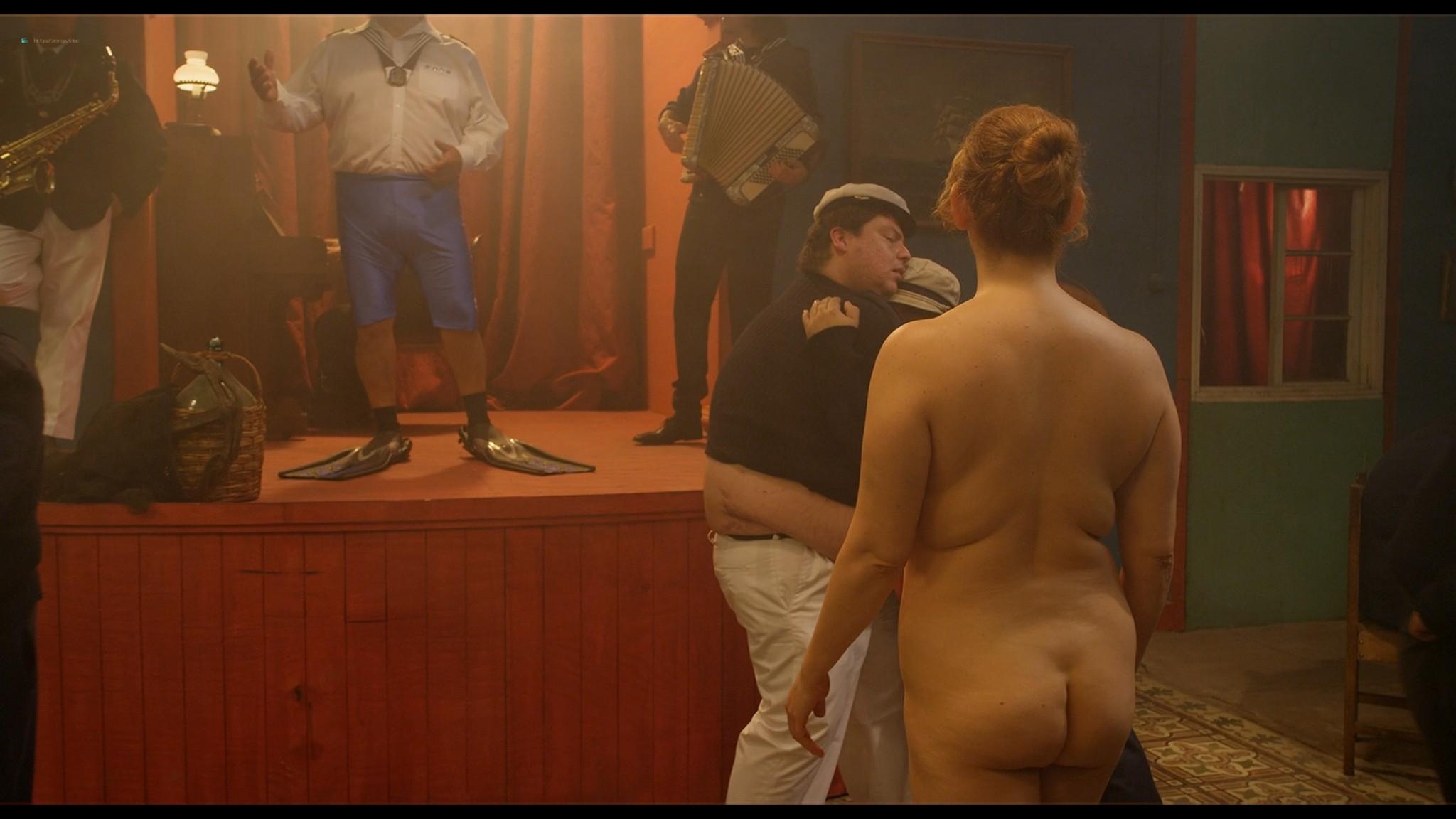 Pamela Flores nude full frontal - La danza de la realidad (2013) HD 1080p BluRay REMUX (3)