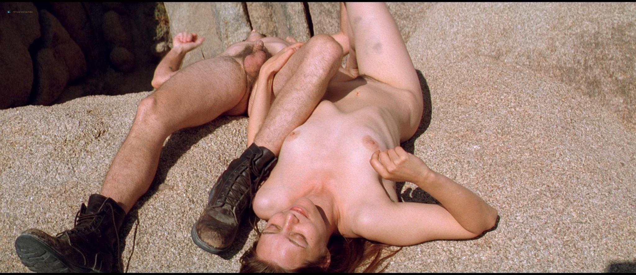 Yekaterina Golubeva nude full frontal explicit sex - Twentynine Palms (2003) HD 1080p BluRay REMUX (14)
