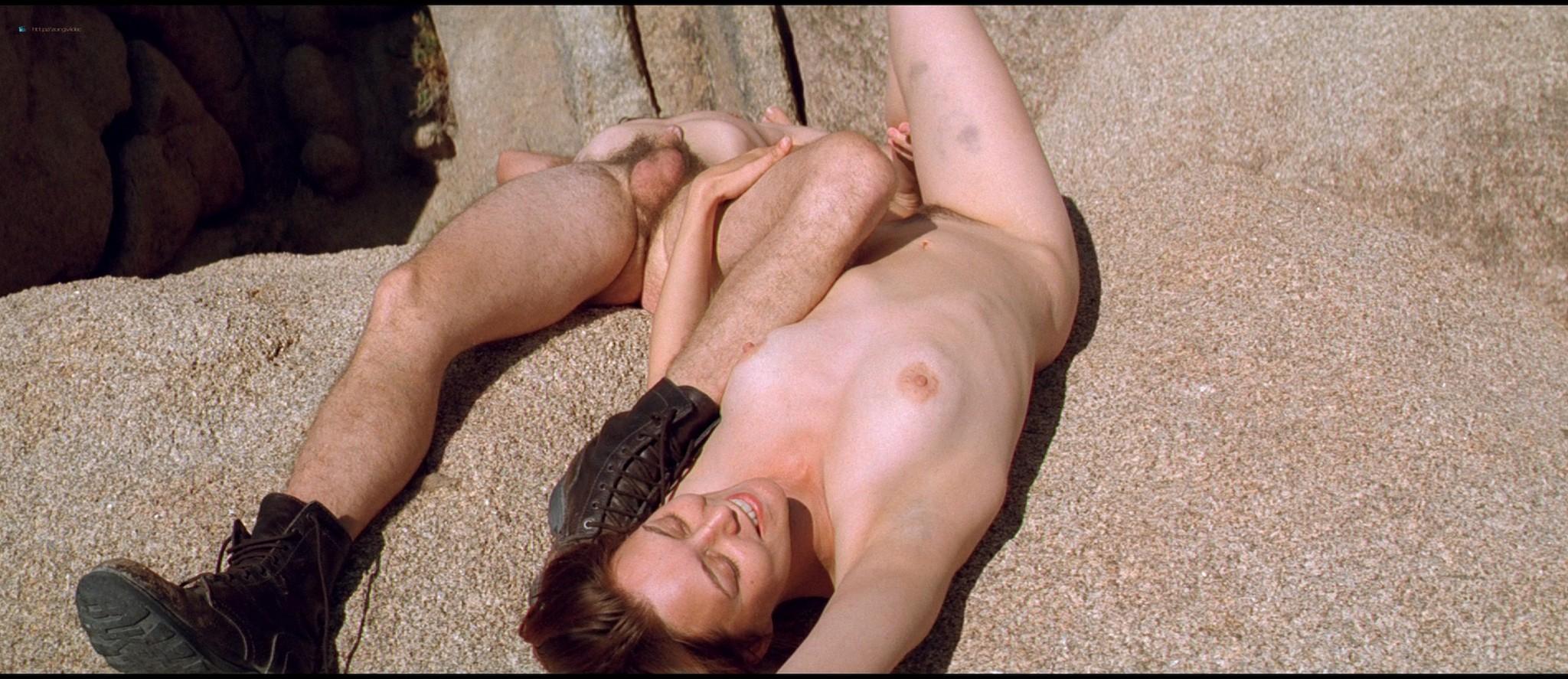 Yekaterina Golubeva nude full frontal explicit sex - Twentynine Palms (2003) HD 1080p BluRay REMUX (13)
