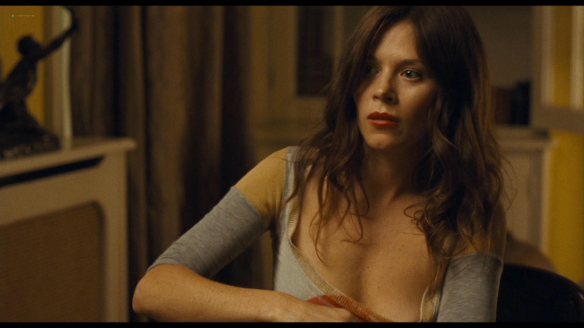 Anna Friel sexy Keira Knightley hot - London Boulevard (2011) HD 1080p BluRay (13)
