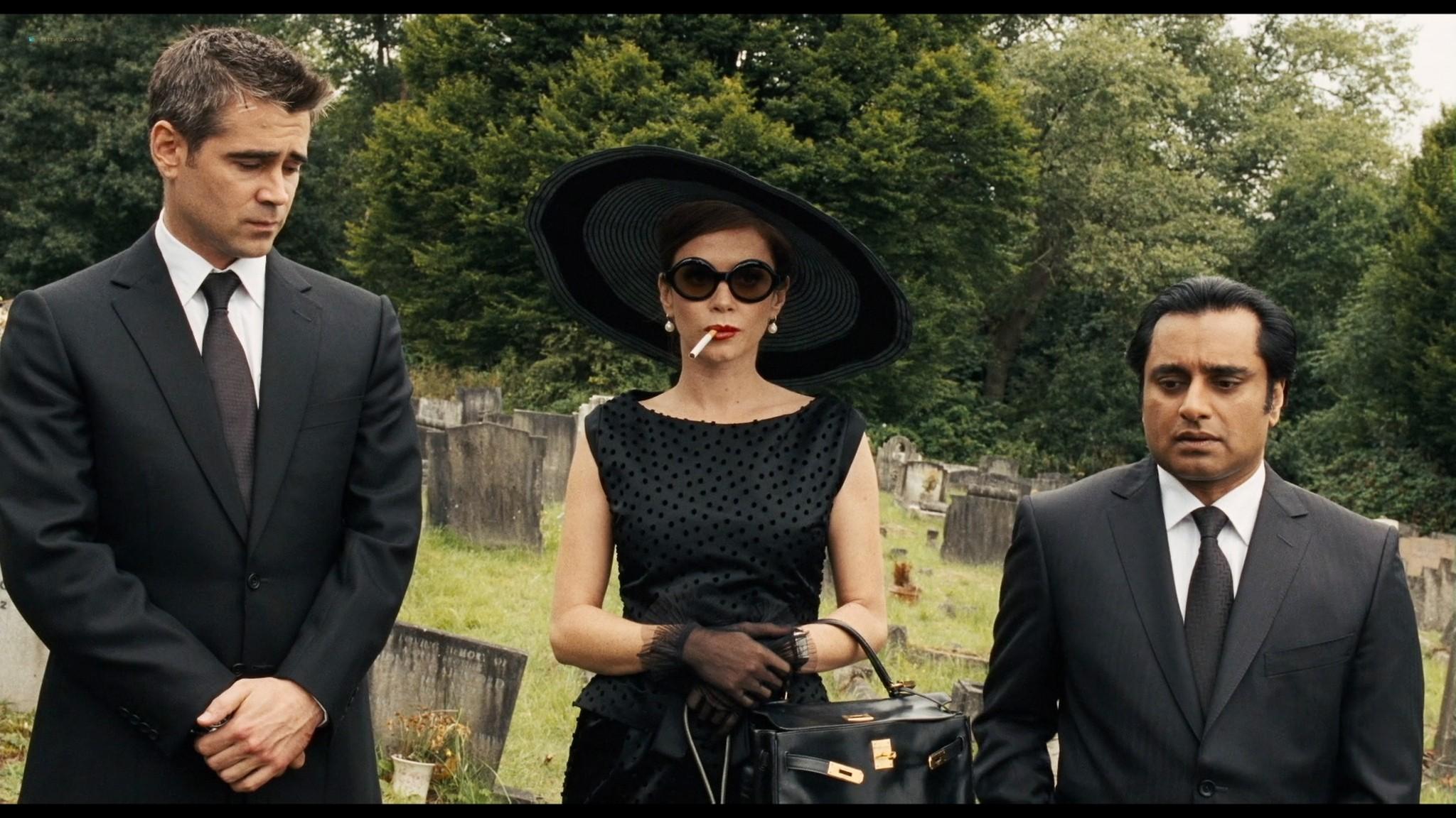 Anna Friel sexy Keira Knightley hot - London Boulevard (2011) HD 1080p BluRay (12)