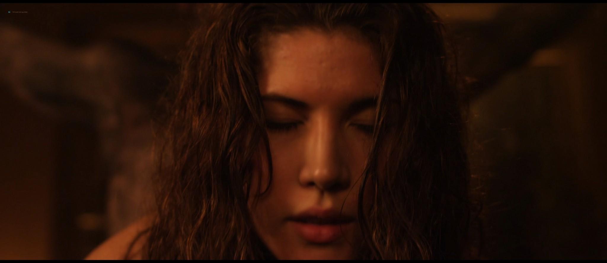 Elena Mirela nude Grazia Leone, Denny Méndez nude too - Blood Trap (2016) HD 1080p BluRay (7)