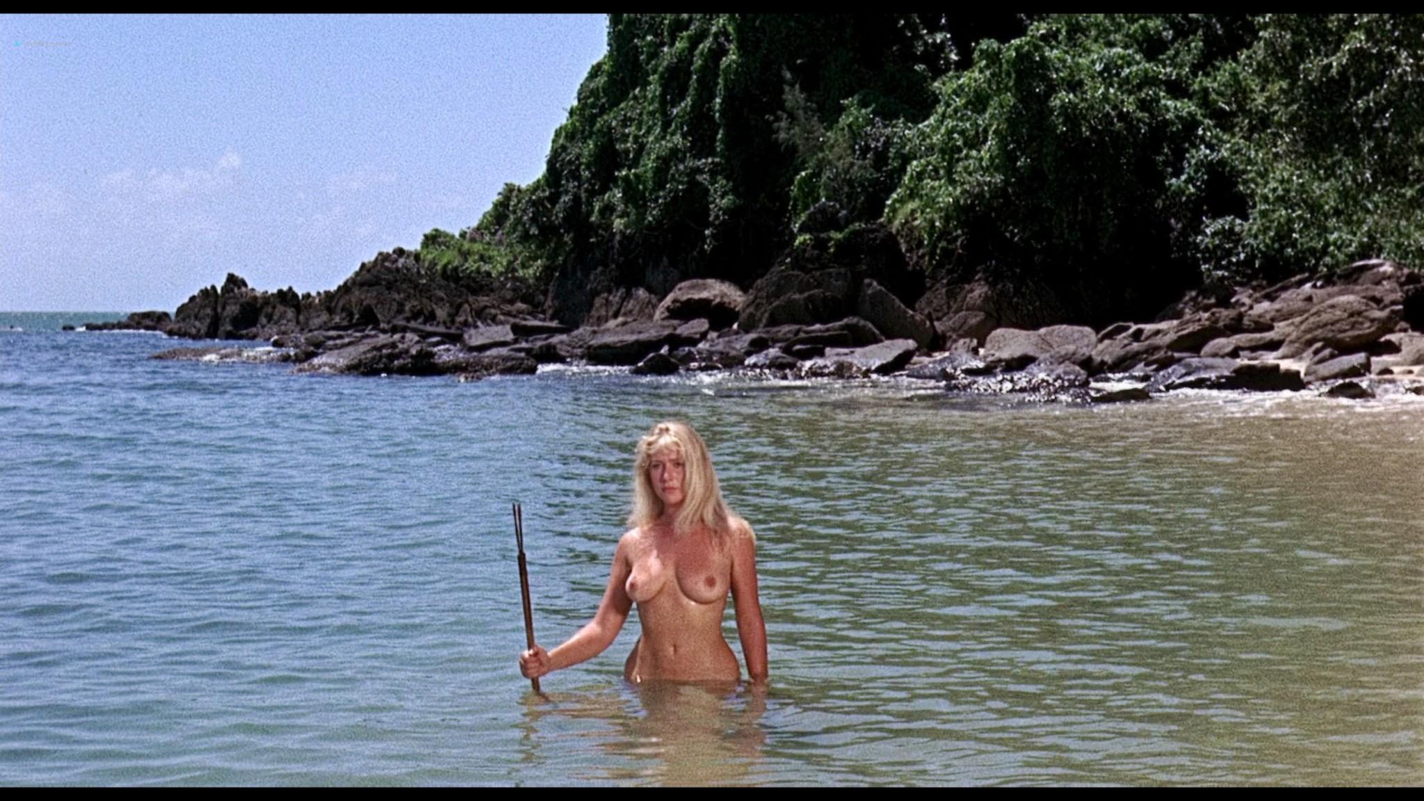 Helen Mirren nude skinny dipping Clarissa Kaye-Mason nude sex - Age of Consent (1969) HD 1080p BluRay Remux (6)