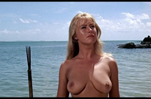 Helen Mirren nude skinny dipping Clarissa Kaye-Mason nude sex - Age of Consent (1969) HD 1080p BluRay Remux (5)