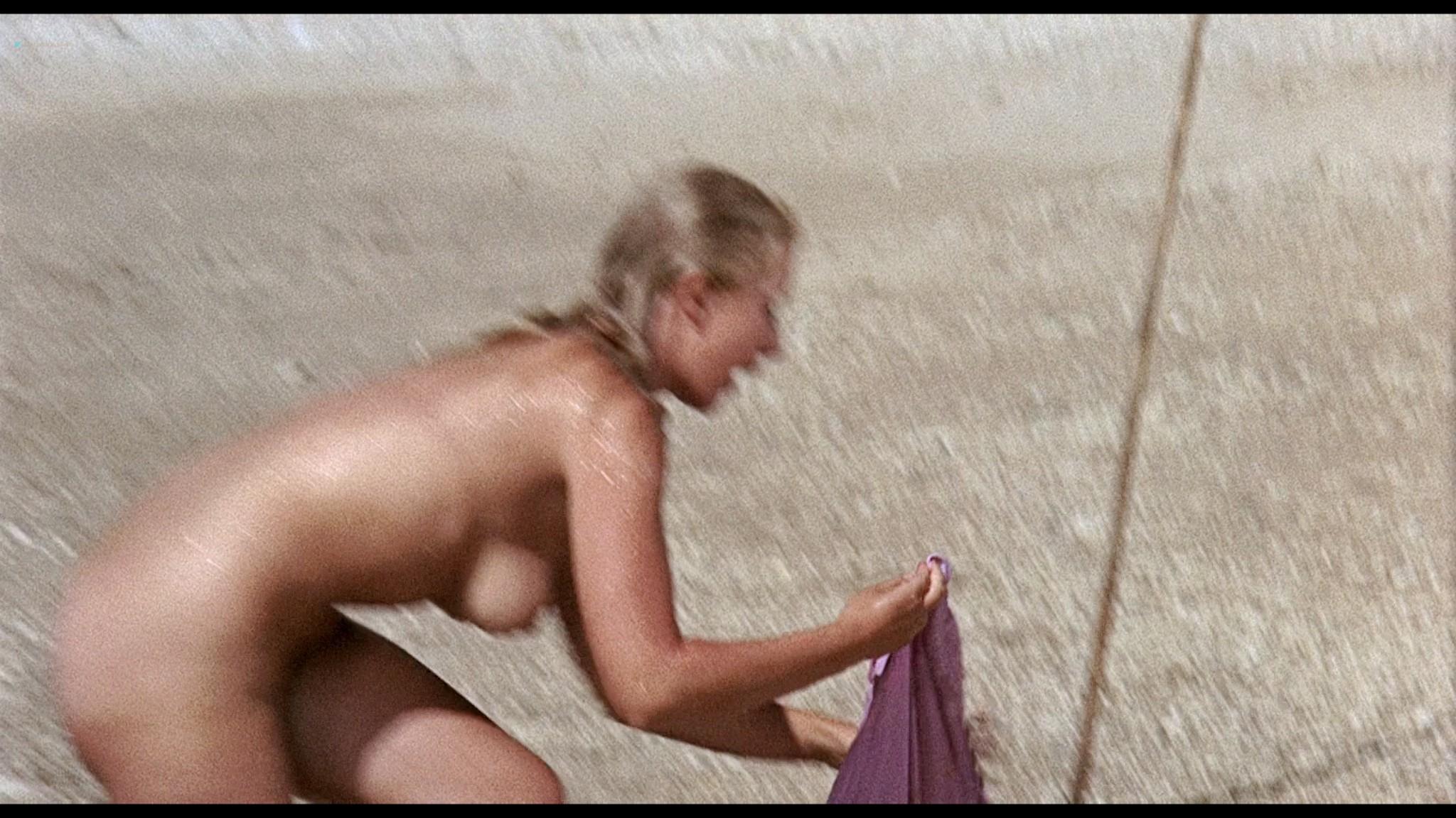 Helen Mirren nude skinny dipping Clarissa Kaye-Mason nude sex - Age of Consent (1969) HD 1080p BluRay Remux (2)