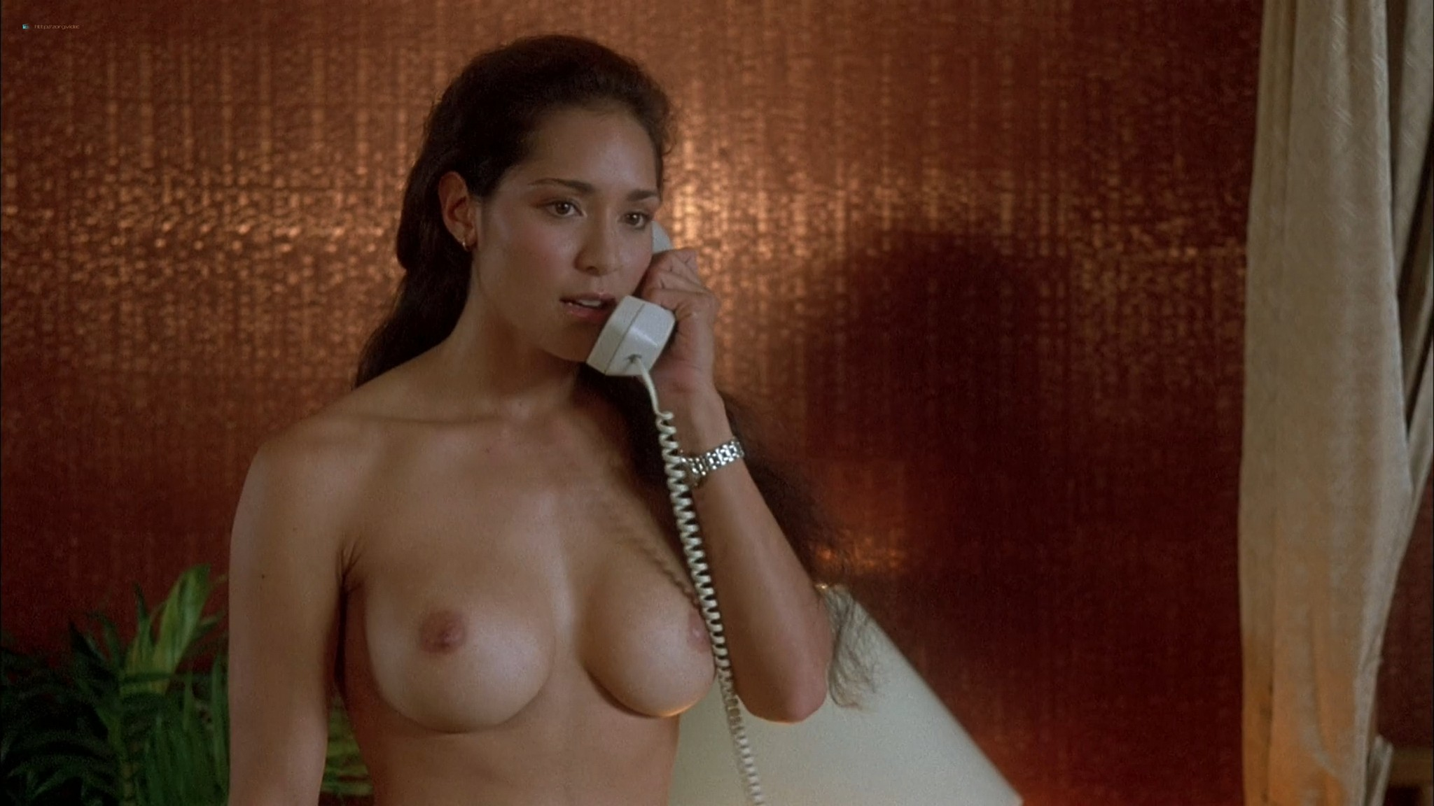 Kari Wuhrer wet and hot Amy Lindsay and others nude sex - Final Examination (2003) HD 1080p Web (10)