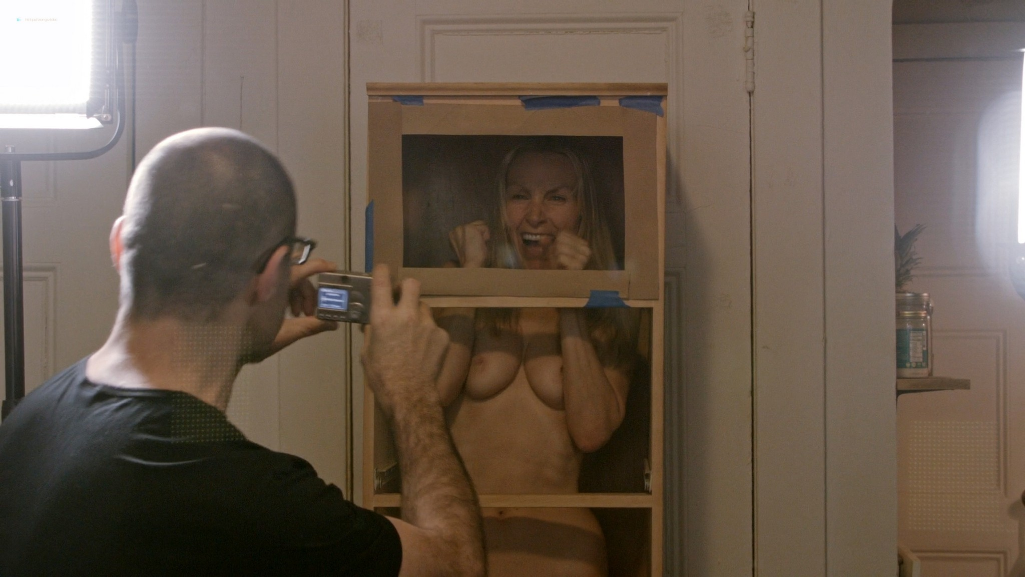 Marianne Hettinger nude topless - Prince Harming (2019) HD 1080p Web (9)