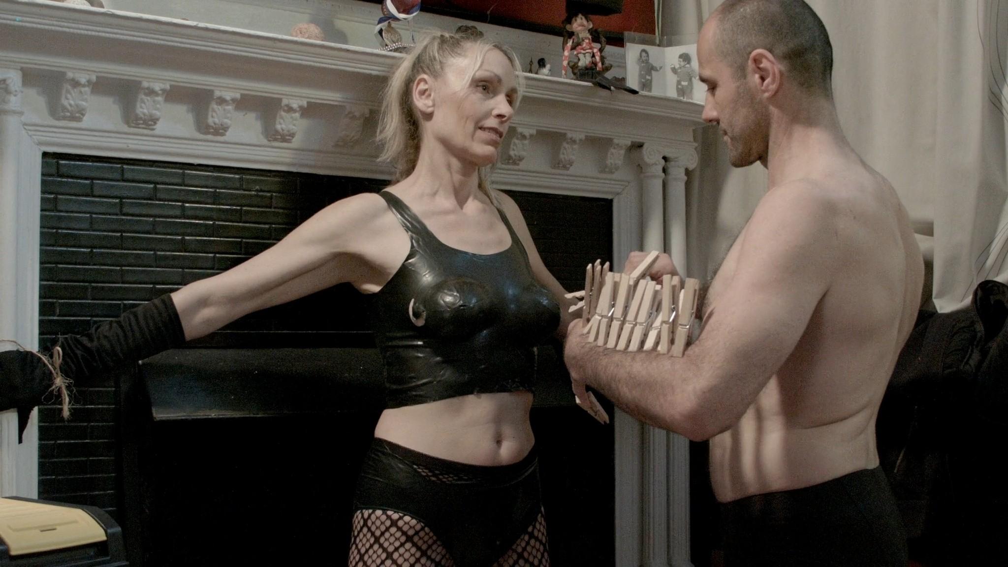 Marianne Hettinger nude topless - Prince Harming (2019) HD 1080p Web (3)