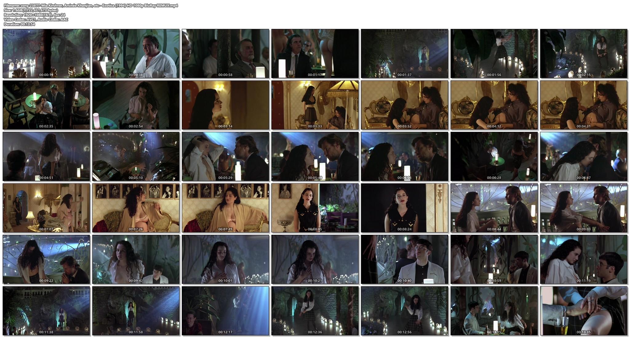 Mia Kirshner nude Arsinée Khanjian sexy - Exotica (1994) HD 1080p BluRay REMUX (1)