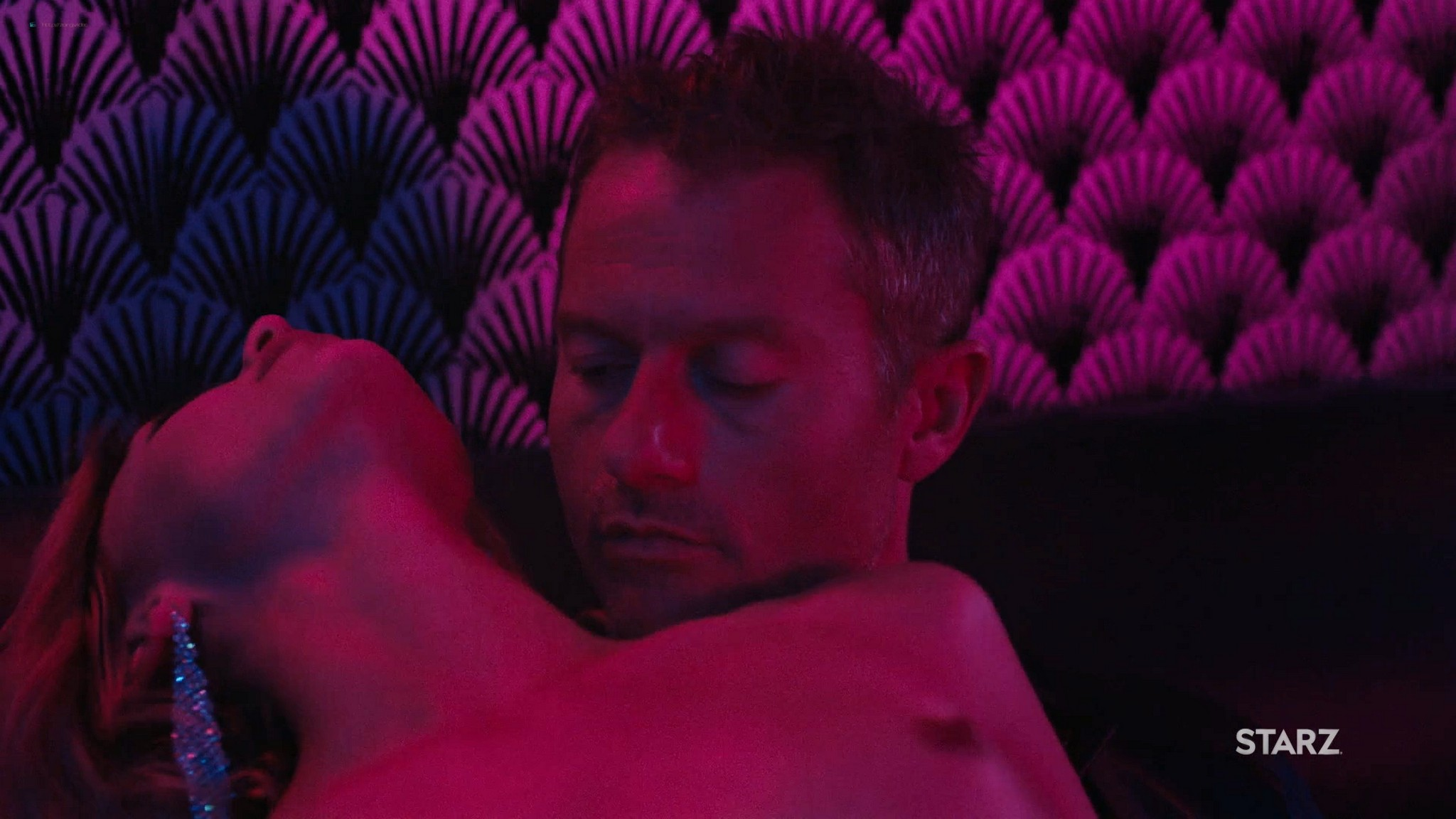 Riley Voelkel nude Caitlin Hammond sexy Monica Raymund sex - Hightown (2020) s1e1-2 HD 1080p (6)
