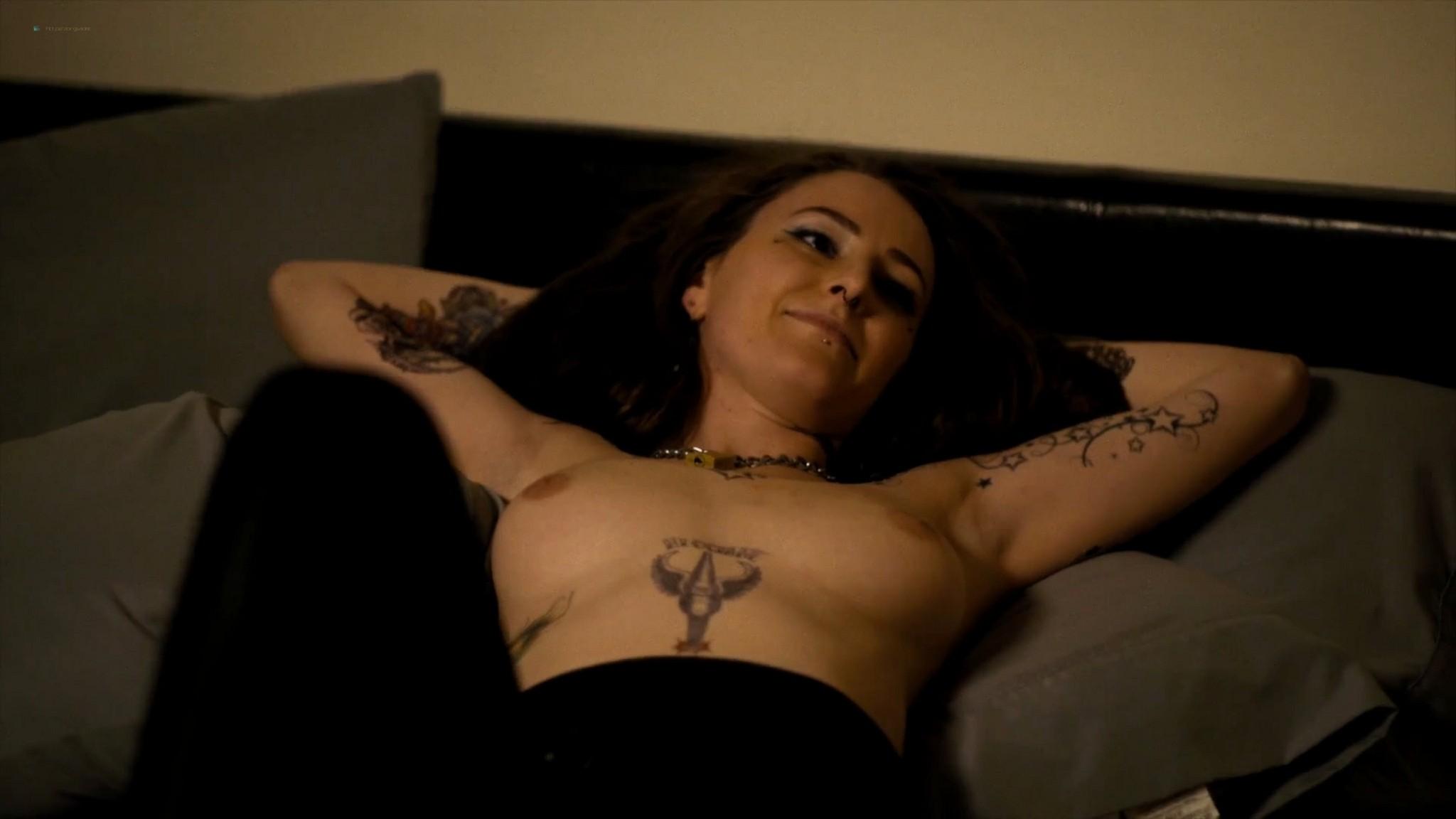 Sadie Katz nude lesbian sex with Victoria De Mare - Hanukkah (2019) HD 1080p Web (12)