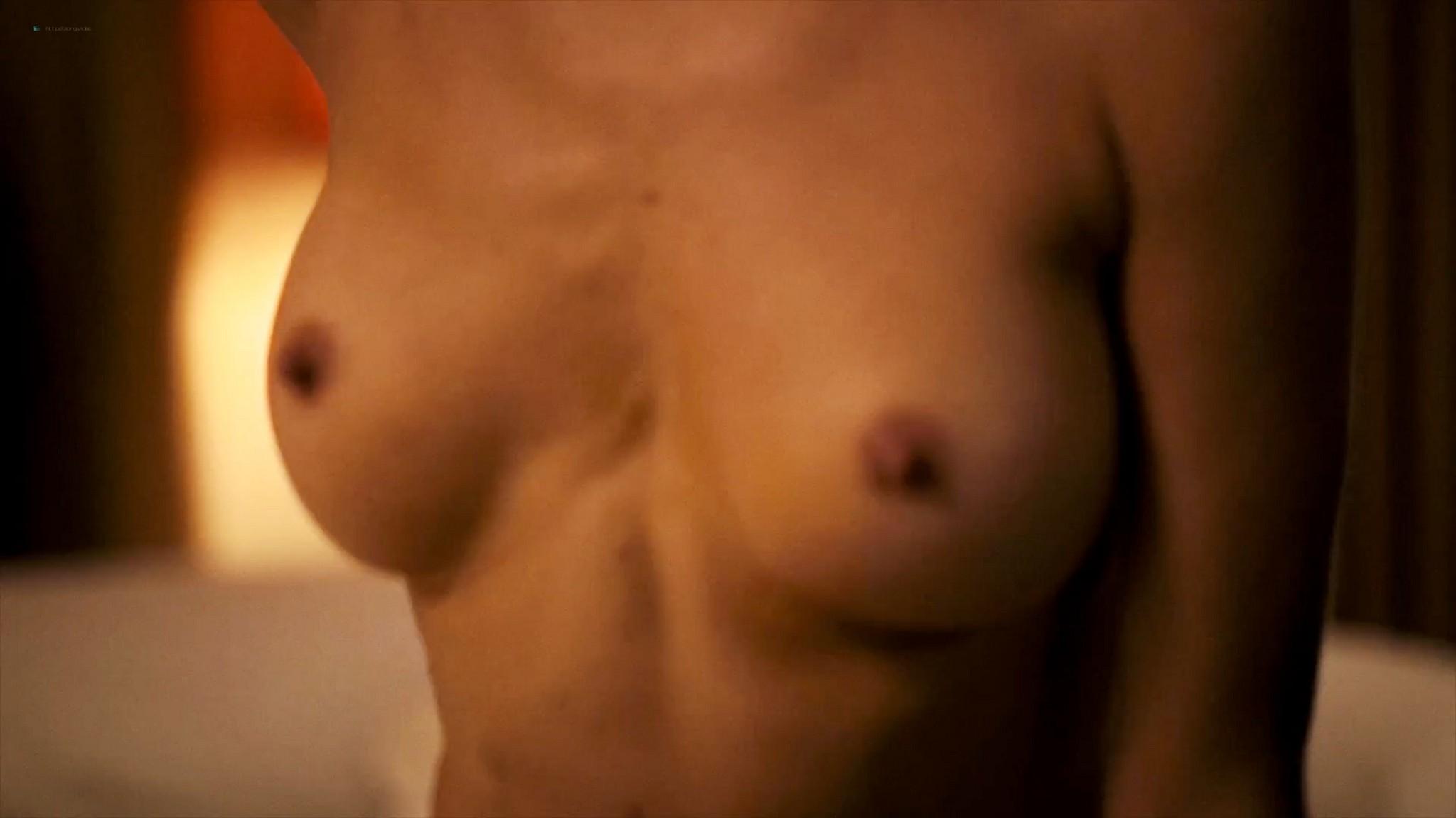Sadie Katz nude lesbian sex with Victoria De Mare - Hanukkah (2019) HD 1080p Web (11)
