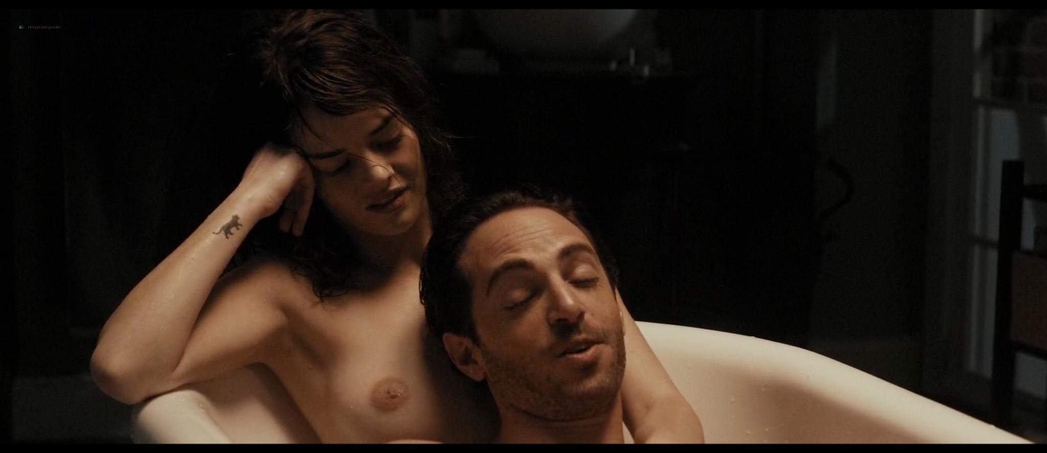 Samara Weaving nude butt and boobs Carly Chaikin sexy - Last Moment of Clarity (2020) HD 1080p (14)