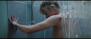 Sarah Bolger nude side-boob in the shower - A Good Woman Is Hard to Find (2019) HD 1080p BluRay