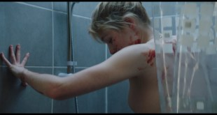 Sarah Bolger nude side-boob in the shower - A Good Woman Is Hard to Find (2019) HD 1080p BluRay (2)