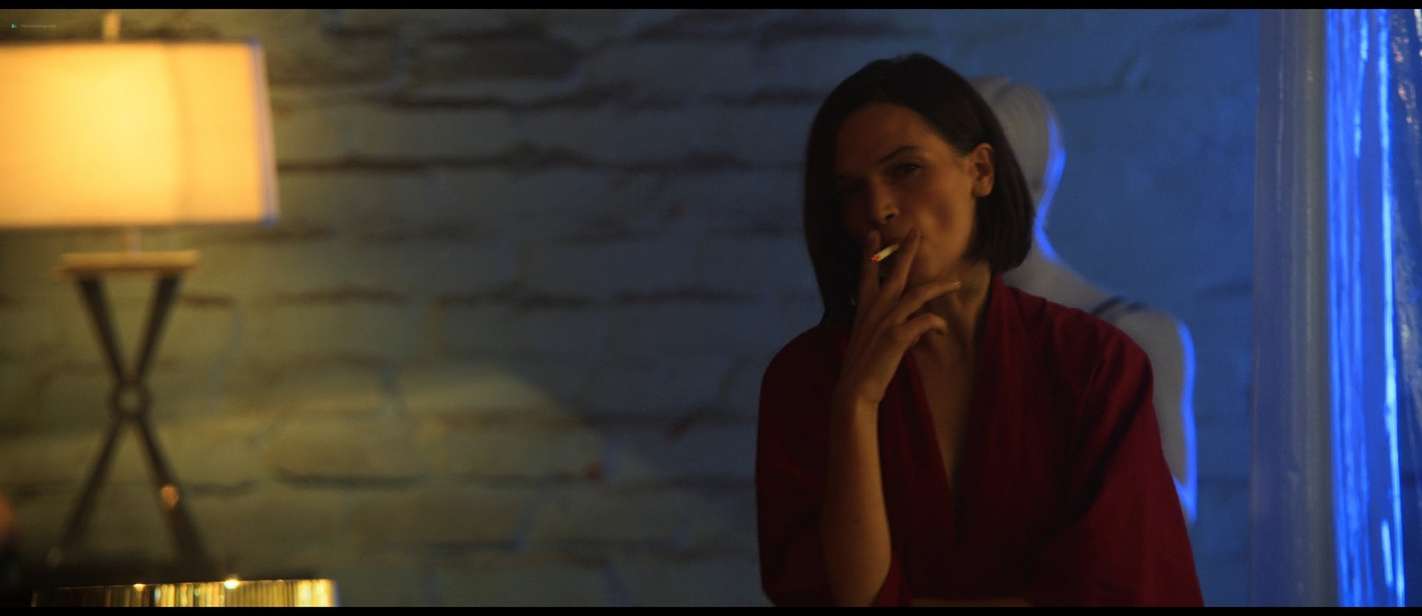 Anna Brewster nude sex - The Last Days of American Crime (2020) HD 1080p Web (12)