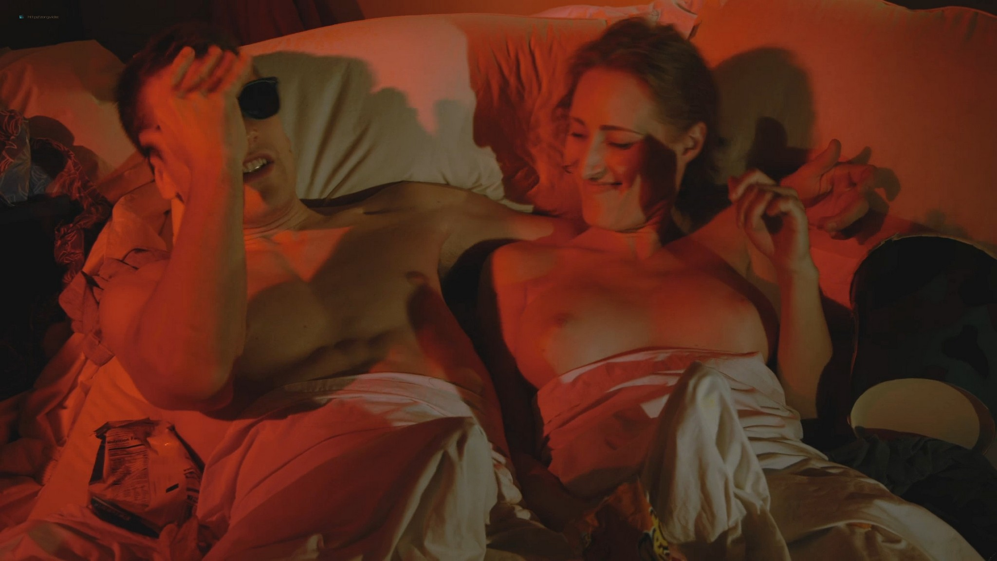 Asta Paredes nude sex Catherine Corcoran and others nude full frontal - Return to Return to Nuke 'Em High Aka Vol. 2 (2017) HD 1080p BluRay (5)