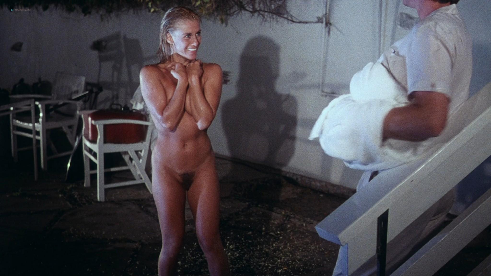 Belinda Mayne nude full frontal - White Fire (1984) HD 1080p BluRay (7)