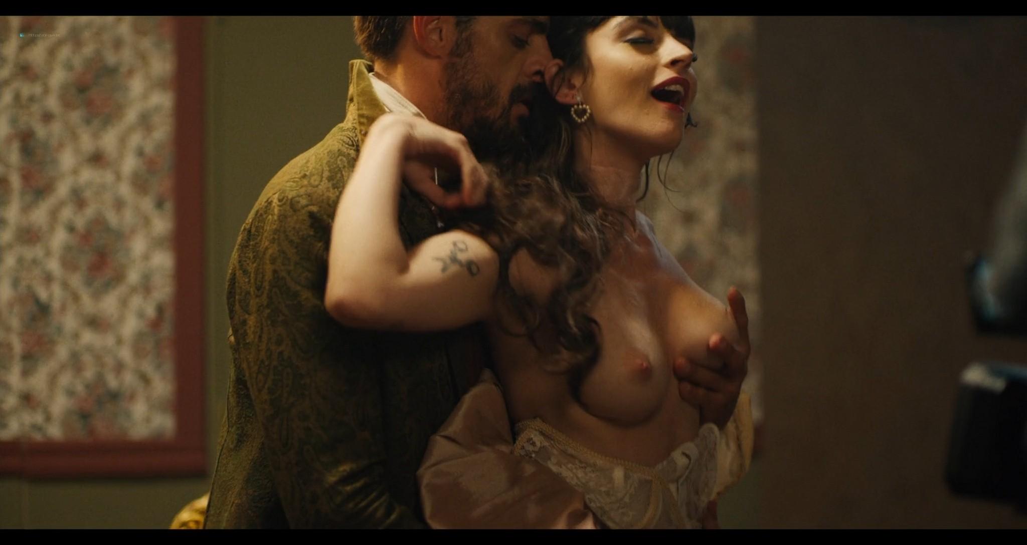 Brunna Martins nude Marjorie Bresler, Natalia Dal, Samira Carvalho all nude too- Hard (BR-2020) s1e3 HD 1080p (12)