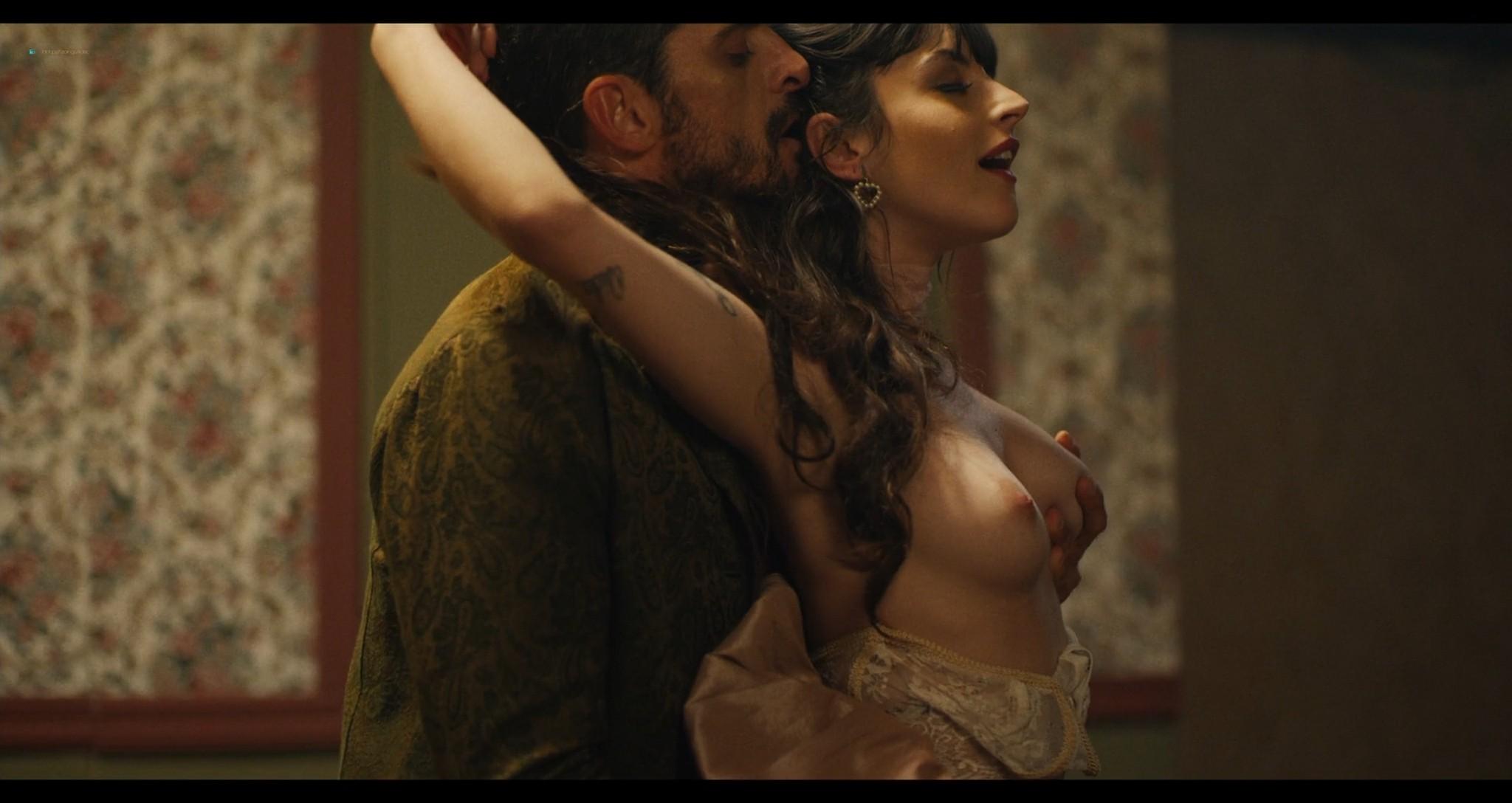 Brunna Martins nude Marjorie Bresler, Natalia Dal, Samira Carvalho all nude too- Hard (BR-2020) s1e3 HD 1080p (11)