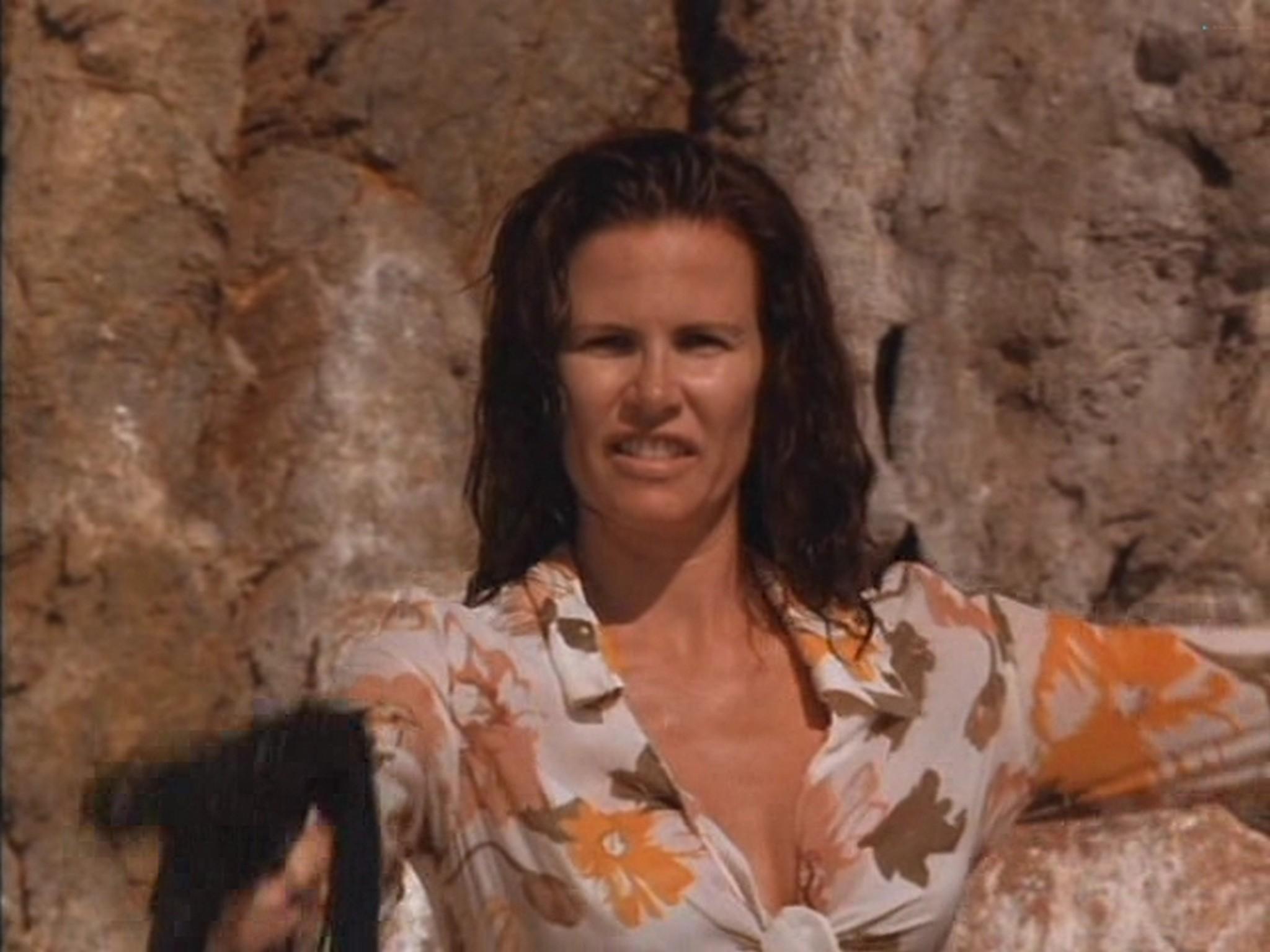 Camilla More nude sex Tawny Kitaen sex - Dead Tides (1997) (3)