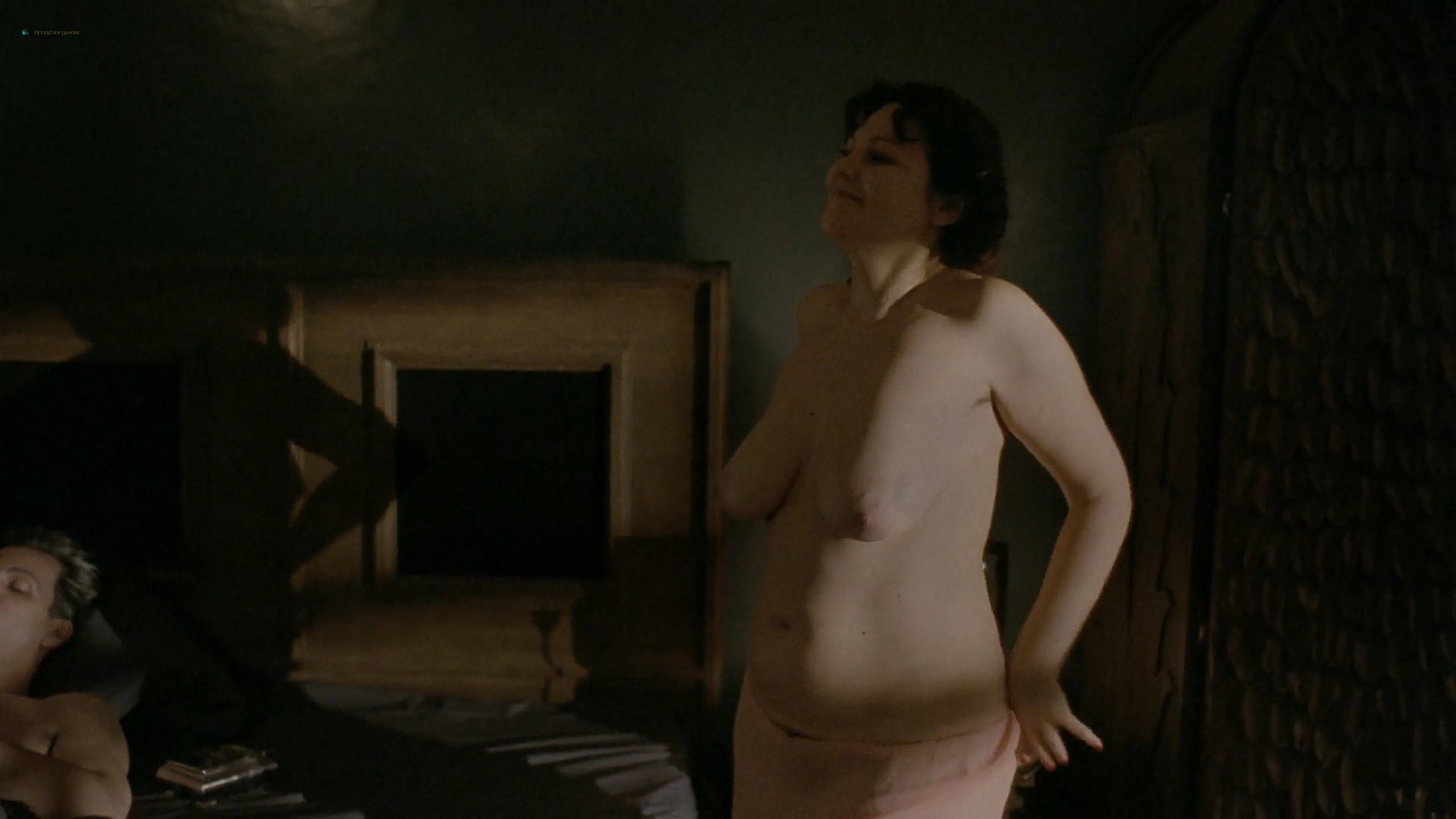 Ekaterina Yuspina nude explicit sex Tatyana Polozhiy, Radmila Shegoleva nude sex too - DAU Katya Tanya (2020) HD 1080p (19)