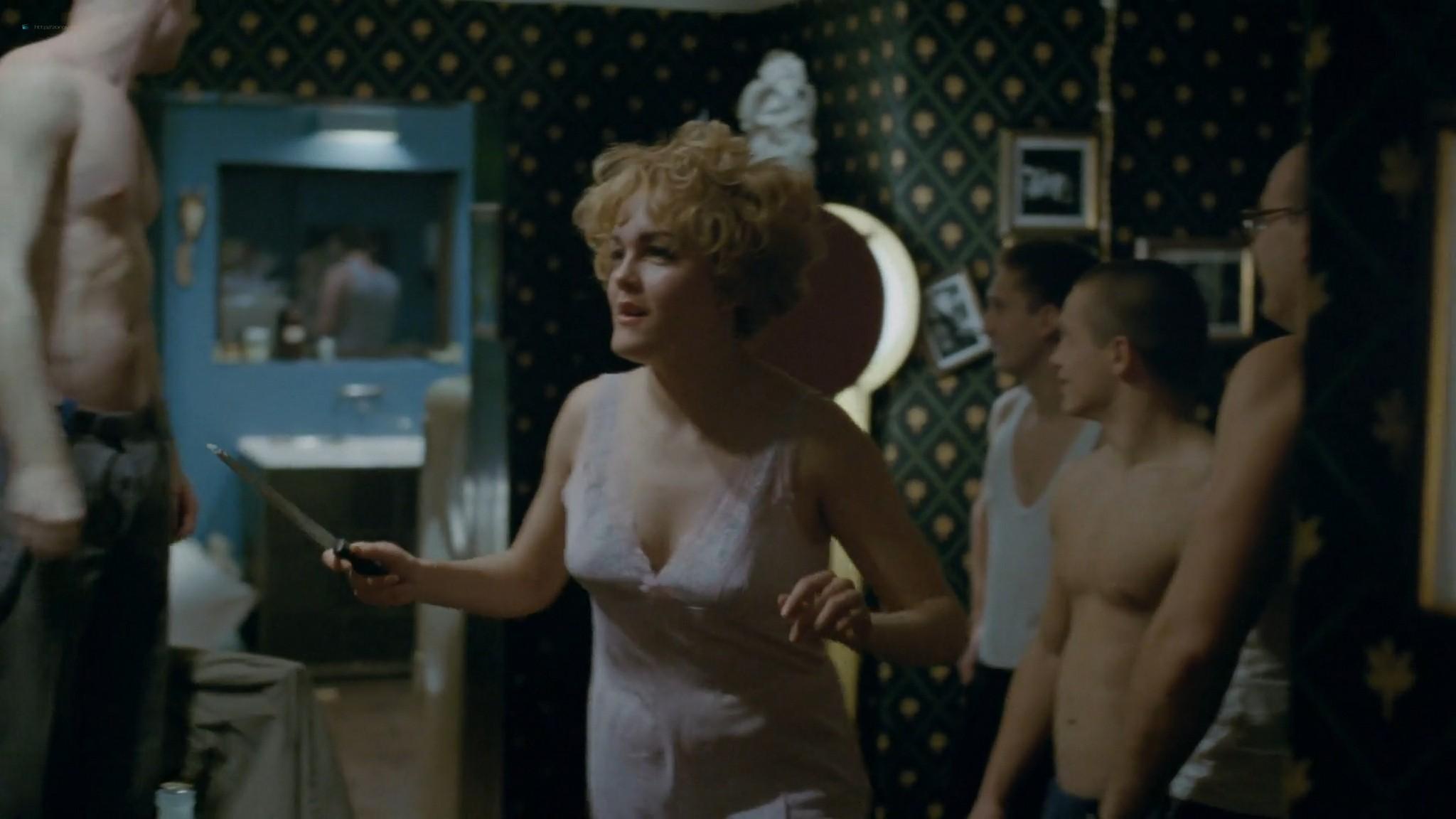 Kristina Babich nude sex Viktoria Skitskaya, Kristina Voloshina nude too- DAU Degeneratsiya (2020) HD 1080p (3)