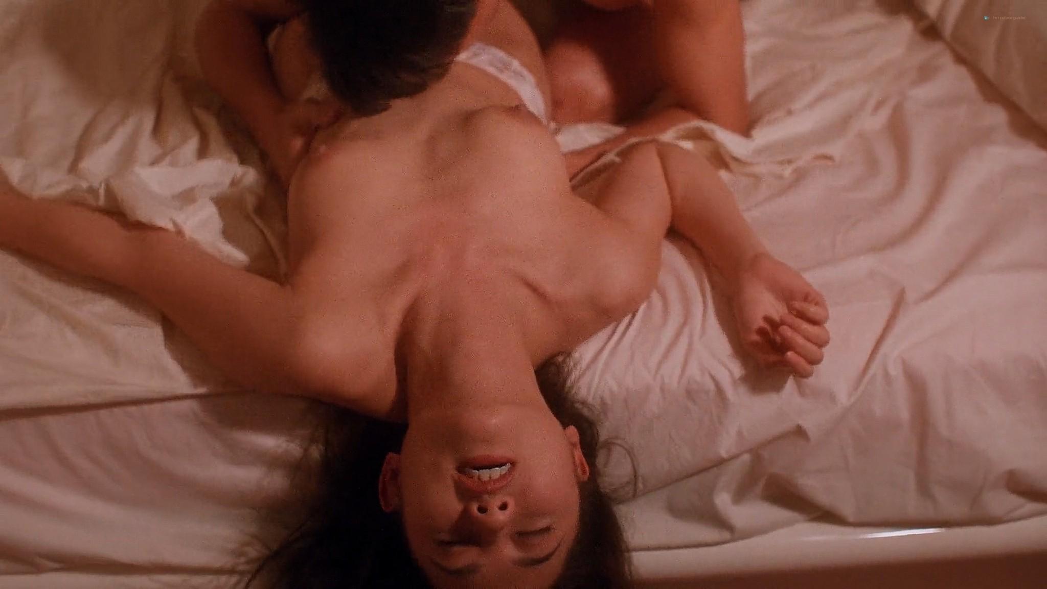 Loletta Lee nude sex Chiao Chiao nude- Crazy Love (1993) HD 1080p BluRay (5)