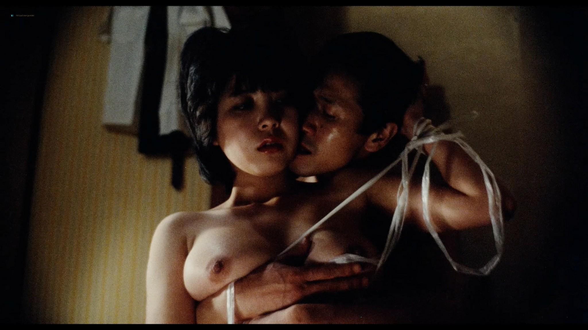 Miki Yamaji nude sex Kaoru Kaze and others nude - Abnormal Family (1984) HD 1080p BluRay (7)