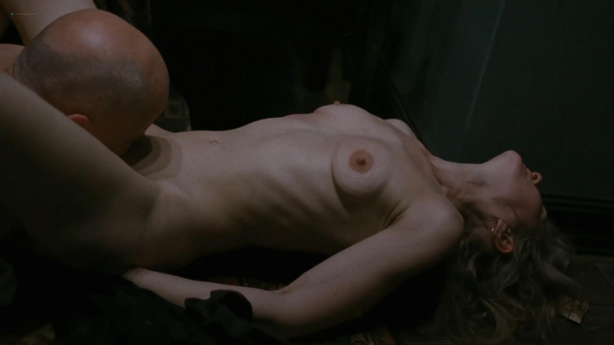 Olga Shkabarnya nude Natalia Berezhnaya nude explicit sex - DAU Natasha (2020) HD 1080p Web (16)