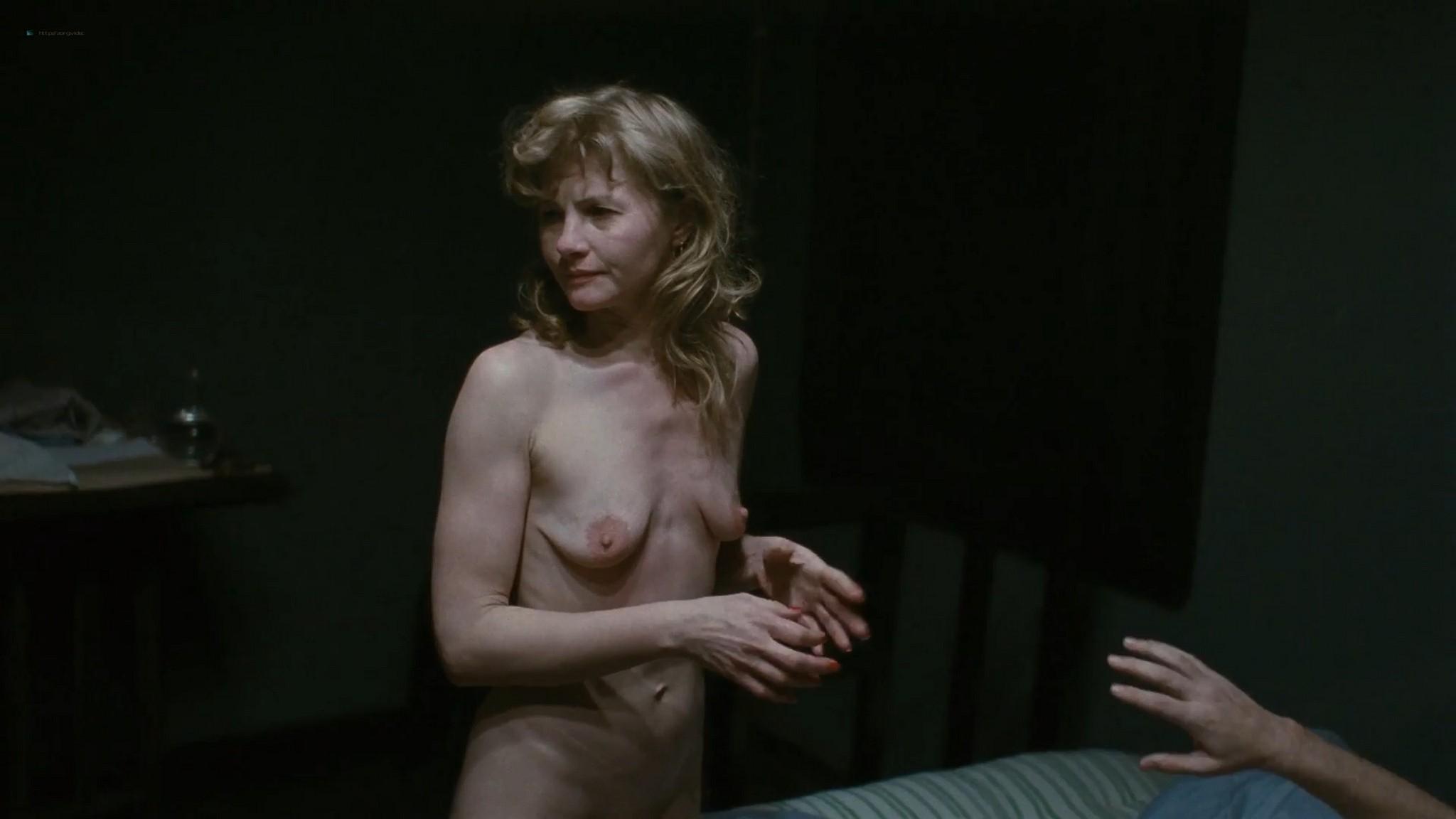 Olga Shkabarnya nude Natalia Berezhnaya nude explicit sex - DAU Natasha (2020) HD 1080p Web (14)
