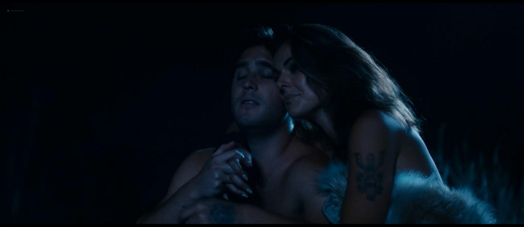 Serinda Swan hot and some sex - Revenge Ride (2020) HD 1080p Web (3)