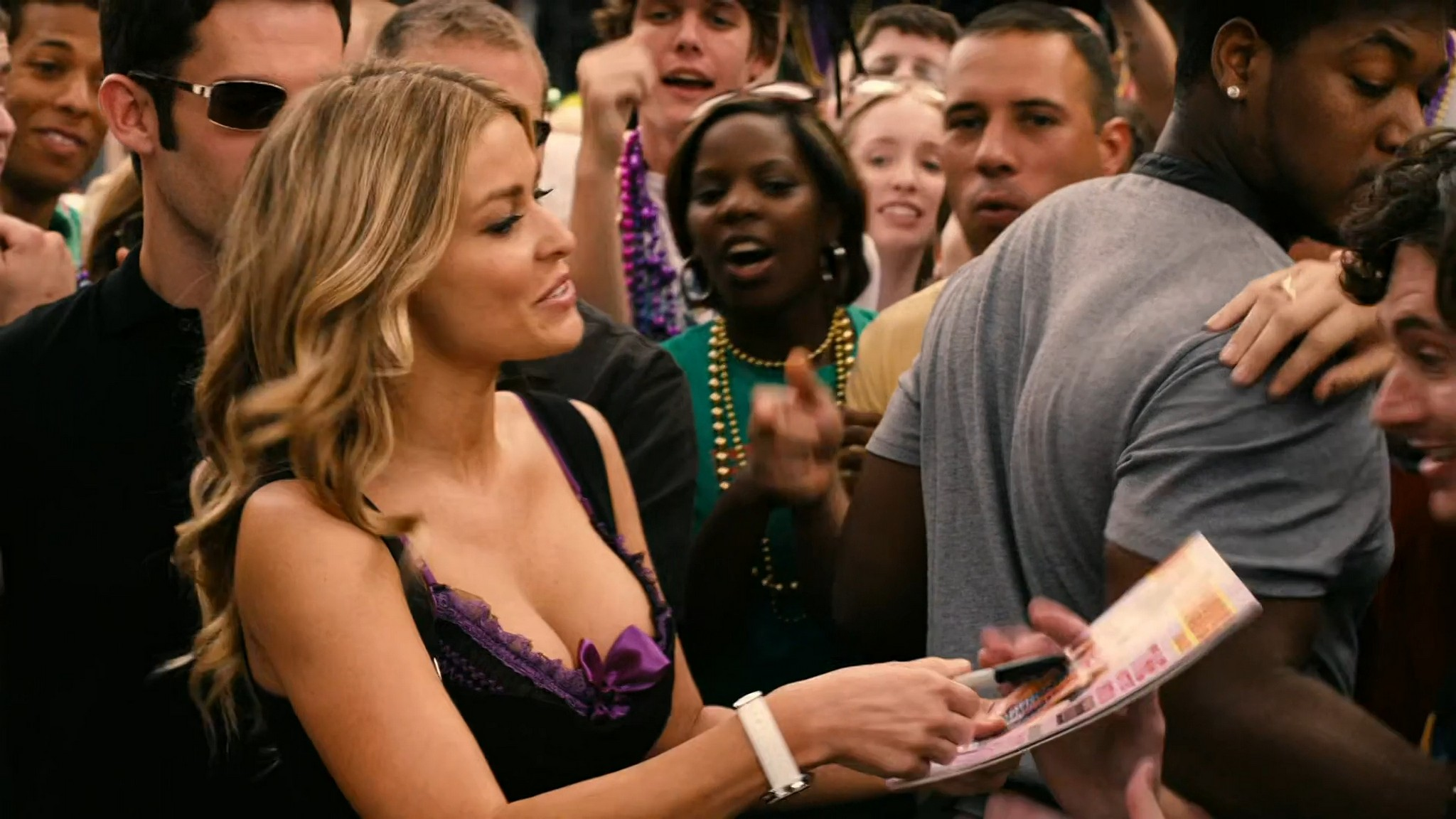 Danneel Ackles nude Carmen Electra, Arielle Kebbel, sexy otherrs nude and hot - Mardi Gras: Spring Break (2011) HD 1080p WEb (30)