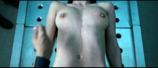 Delfina Chaves nude bush topless and dead - Intuition (2020) HD 1080p Web