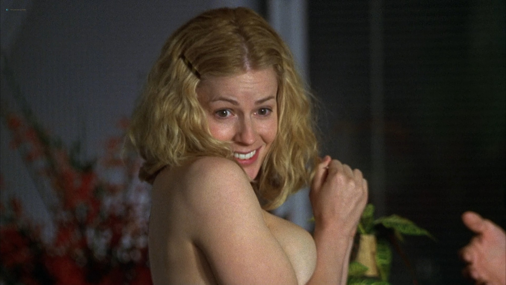 Elisabeth shue nude in hollow man hd