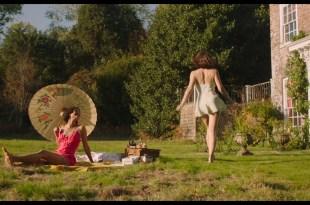 Gemma Arterton hot leggy and Gugu Mbatha-Raw sexy - Summerland (2020) HD 1080p Web (4)