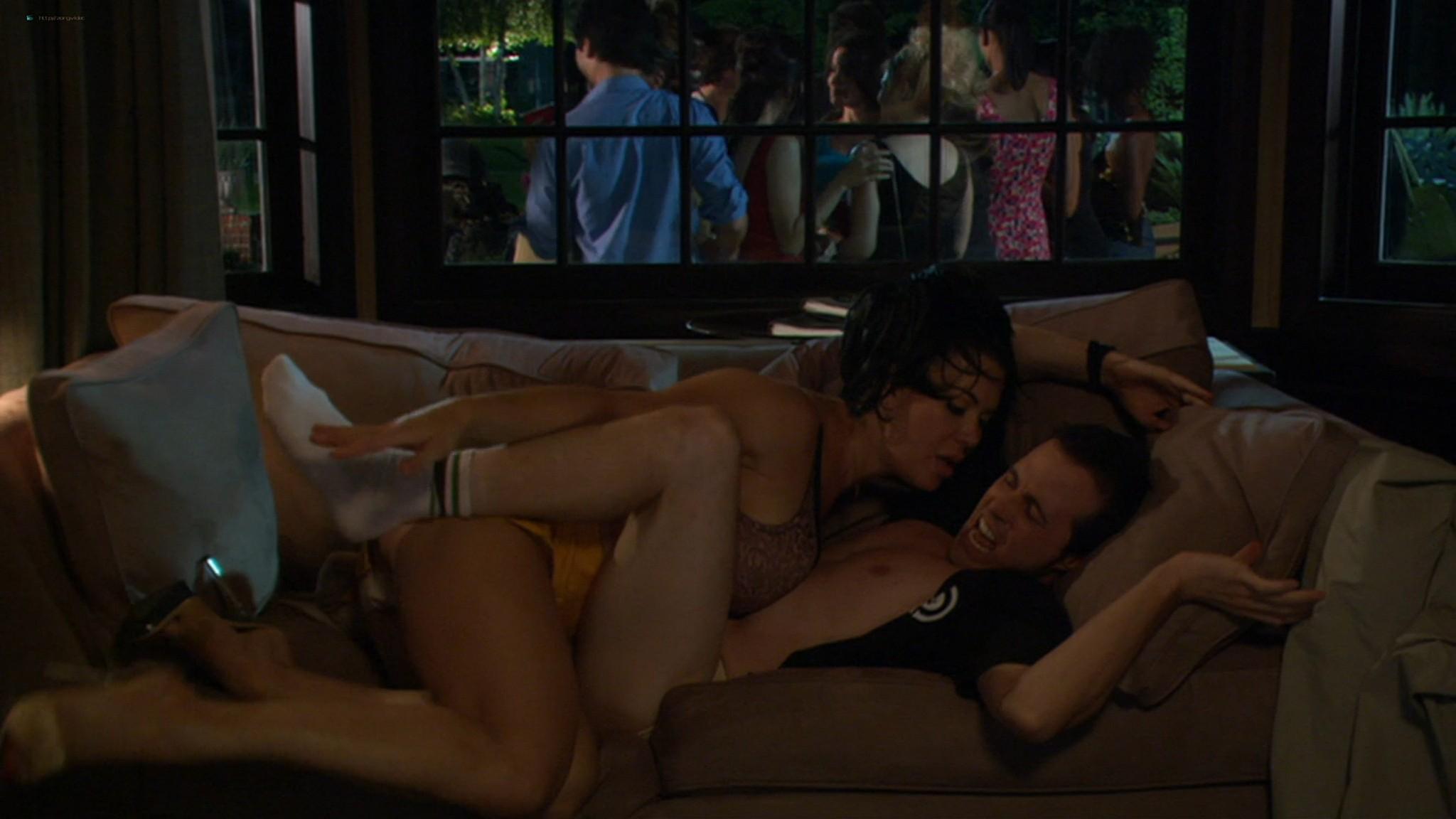Kaley Cuoco hot Izabella Scorupco sexy others nude - Cougar Club (2007) HD 1080p BluRay (10)