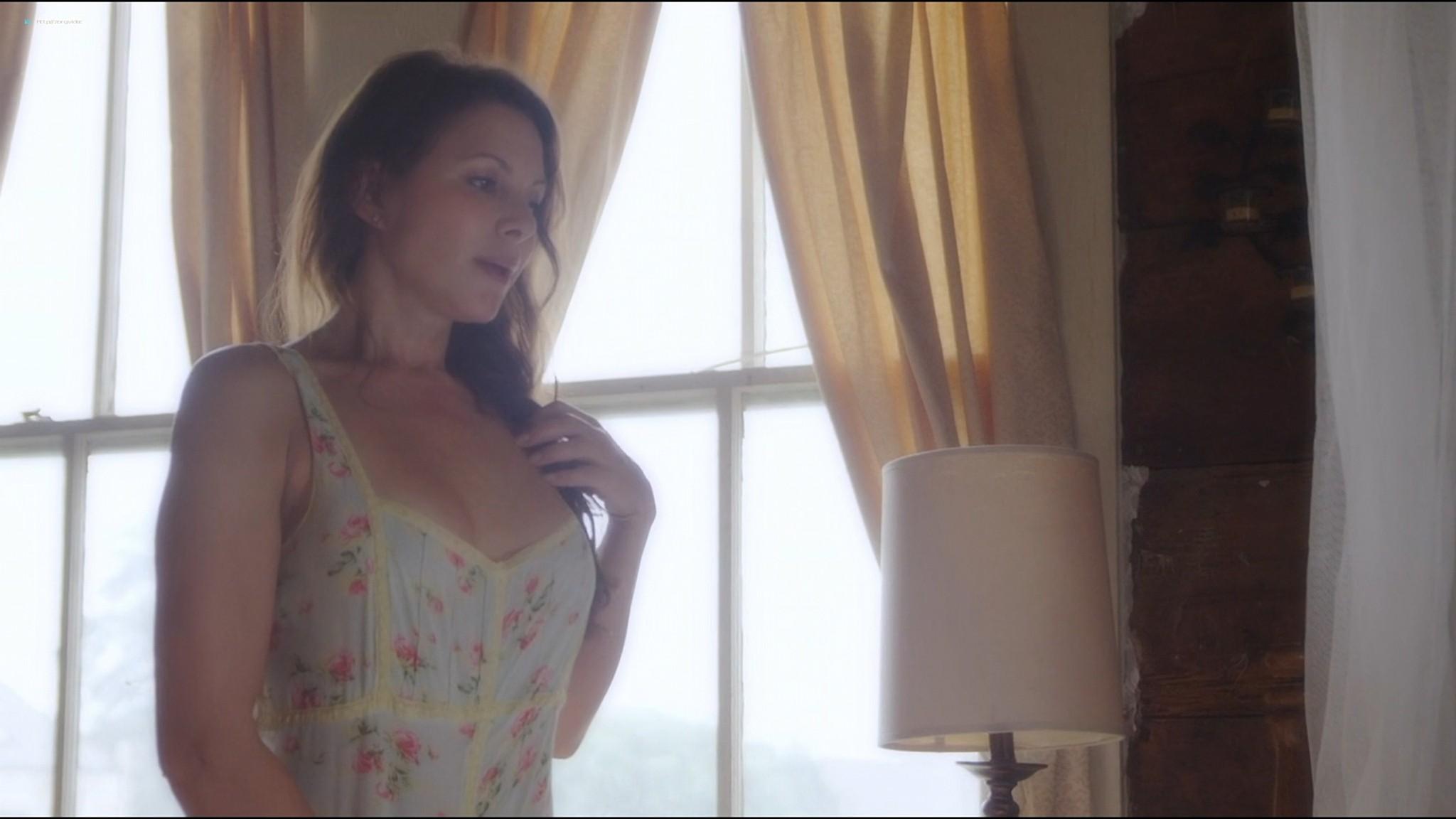 Kari Wuhrer nude Mia Serafino, Mary Anthony sexy - Secrets of a Psychopath (2013) HD 1080p Web (12)
