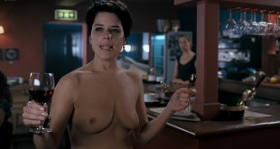 Neve Campbell nude butt and topless - I Really Hate My Job (2007) HD 1080p Web (8)