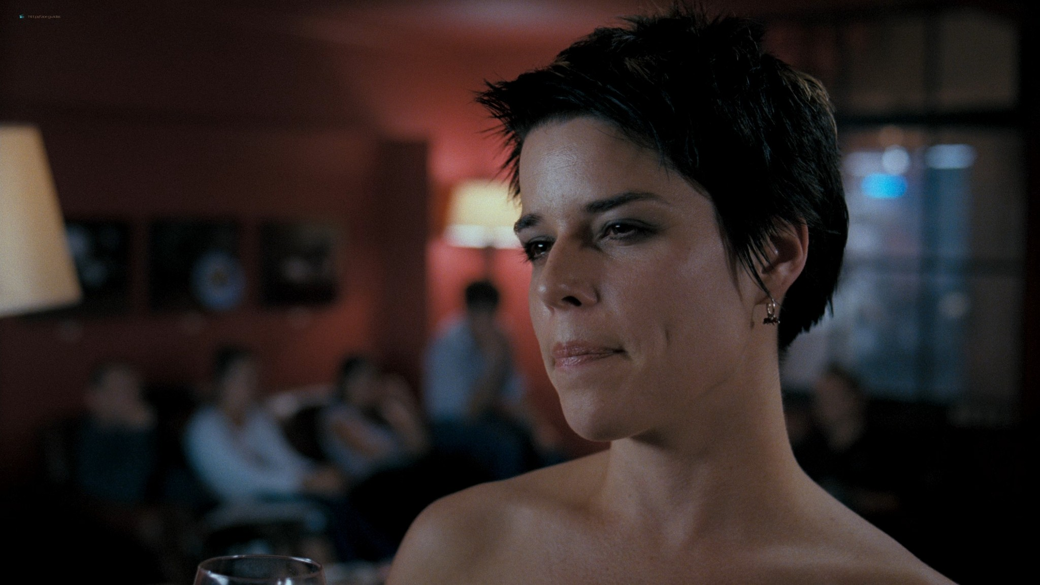 Neve Campbell nude butt and topless - I Really Hate My Job (2007) HD 1080p Web (2)