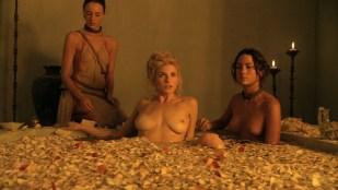 Viva Bianca nude  Katrina Law, Bonnie Sveen all nude -Spartacus - Vengeance (2012) e2 1080p