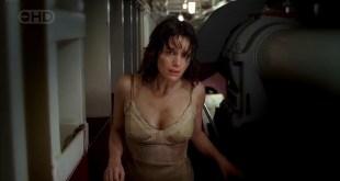 Carla Gugino hot and sexy, Elizabeth Berkley, Rebecca Marshall hot - Threshold (2006) S1