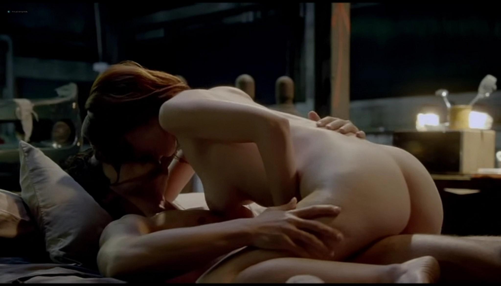 Diana Gettinger nude sex Moniqua Plante nude lesbian - Femme Fatales (2012) s2e2 - Gun Twisted (12)